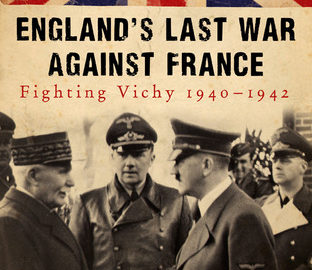 Book cover: England's Last War Against France