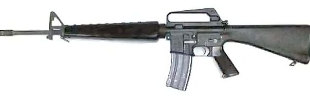 Photograph of an M16A1